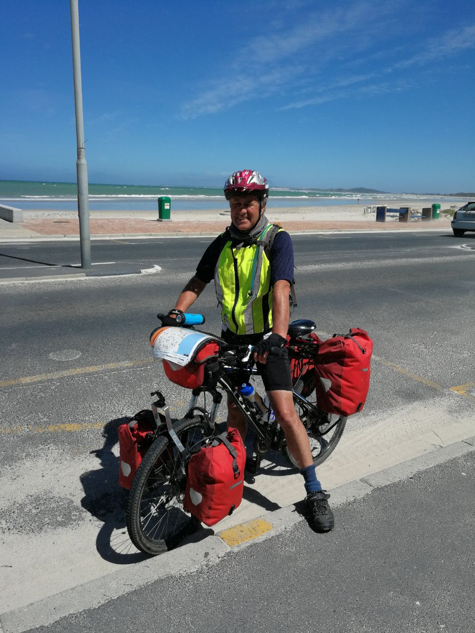 End off my tour : 638 km in 10 dayes